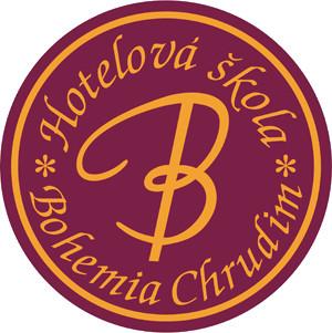 Logo hotelové školy Bohemia Chrudim